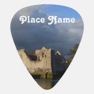 Desmond Castle in Adare Ireland Guitar Pick
