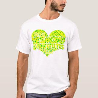 Desmond & The Tutus - Yellow With Green Stars T-Shirt