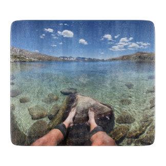 Desolation Lake - Sierra Cutting Board