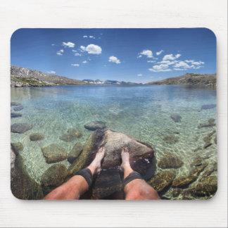 Desolation Lake - Sierra Mouse Pad