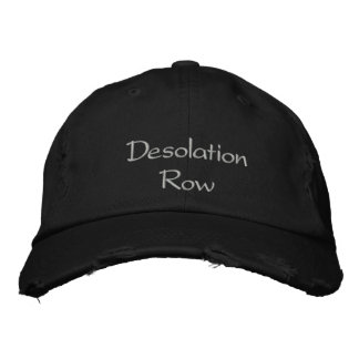 Desolation Row Cap / Hat