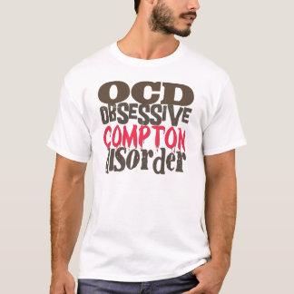 Désordre obsédant de Compton T-shirt