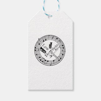 DeSoto Low Brass Gift Tags