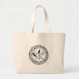 DeSoto Low Brass Large Tote Bag