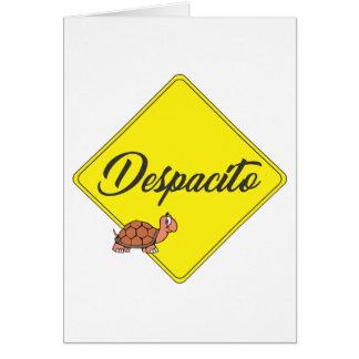 Despacito Card