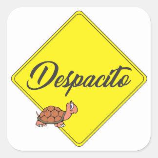 Despacito Square Sticker