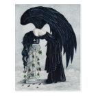 Despair Angel Postcard