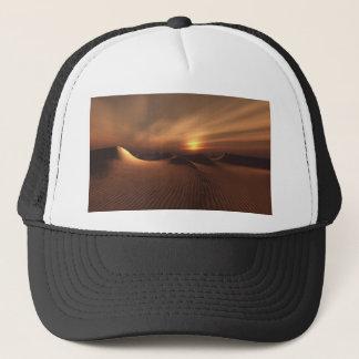 Desrt Rain Trucker Hat