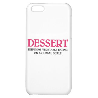 Dessert and Vegetables (pink edition) Case For iPhone 5C