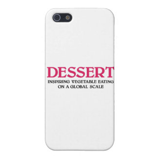 Dessert and Vegetables (pink edition) Case For iPhone 5