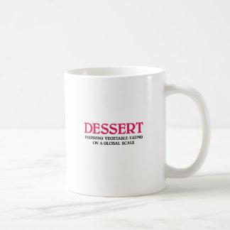 Dessert and Vegetables (pink edition) Mugs