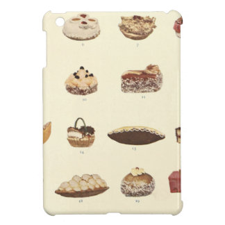 Dessert Fancies iPad Mini Case