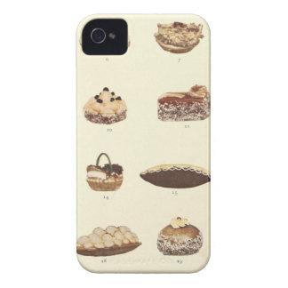 Dessert Fancies iPhone 4 Case