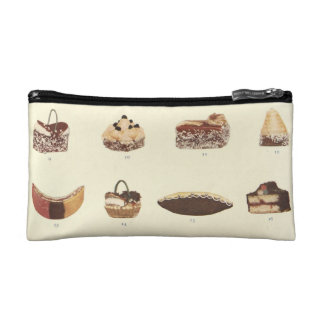 Dessert Fancies Makeup Bag