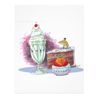 Dessert Flyer