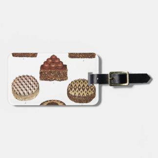Dessert Gateaux Bag Tag
