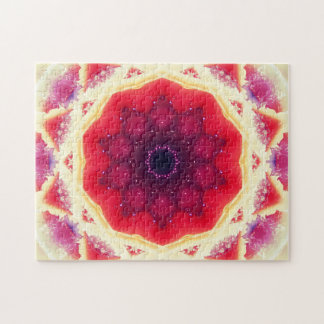 Dessert Mandala   Relaxation Jigsaw Puzzle