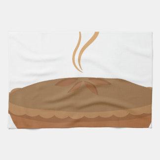 Dessert Pie Hand Towels