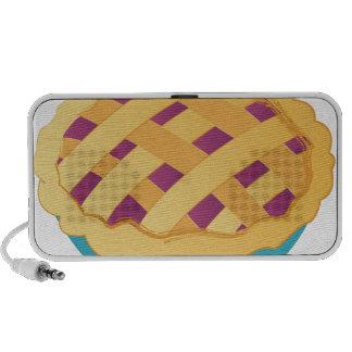Dessert Pie Mini Speakers