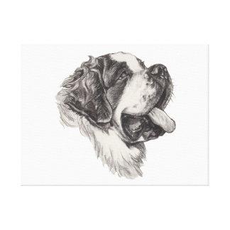 Dessin classique de portrait de profil de St St Toiles