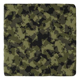 Dessous-de-plat Les militaires de camouflage dénomment