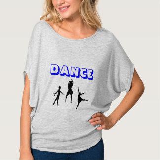 Dessus de la danse des femmes tee shirts