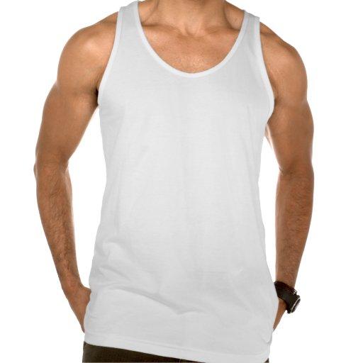 Dessus supérieur frais de souvenir de feuille d'ér t-shirt sans manches