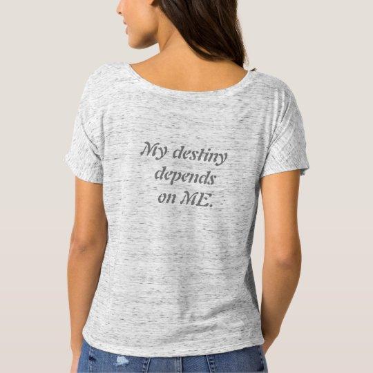 destiME t-shirt