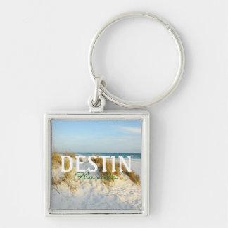 Destin Florida Keychain