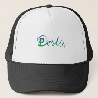 Destin Florida. Trucker Hat