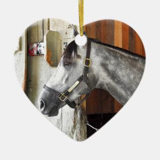 Destin - Horse Haven Ceramic Ornament
