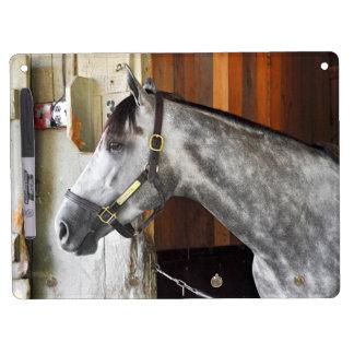 Destin - Horse Haven Dry Erase Whiteboard