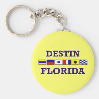 Destin Keychain
