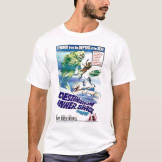 Destination Inner Space Retro T-shirt