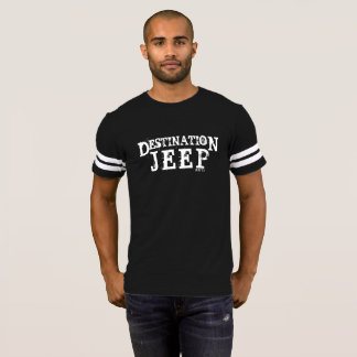 Destination JEEP Shirt