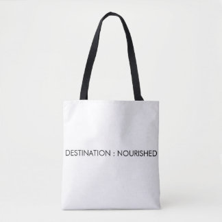 DESTINATION NOURISHED TOTE