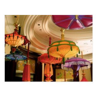 Destination Postcard: Wynn Hotel, Las Vegas Postcard