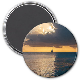 Destination: Sunset Magnet