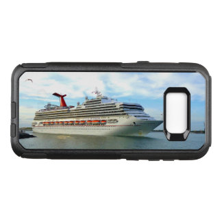 Destination Sunshine OtterBox Commuter Samsung Galaxy S8+ Case