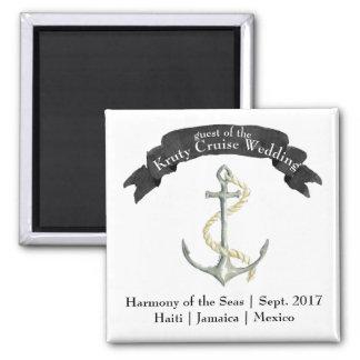 Destination Wedding Door Magnet