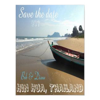 Destination Wedding Save the Date Magnet