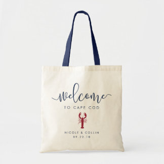 Destination Wedding Welcome Bag | Lobster