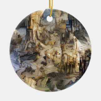 destiny ceramic ornament