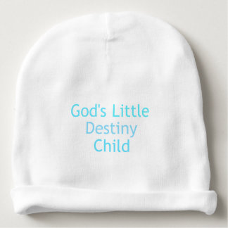 Destiny Child Baby Beanie