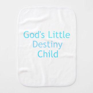 Destiny Child Burp Cloth