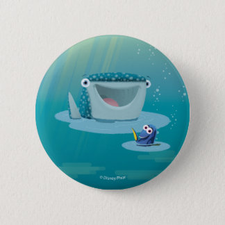 Destiny & Dory | Bubble Buds 2 Inch Round Button