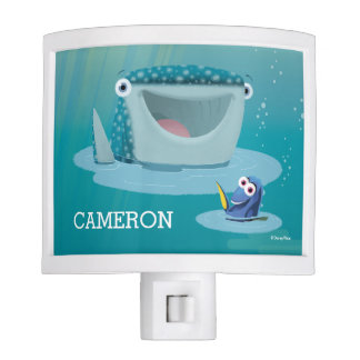 Destiny & Dory   Bubble Buds - Add Your Name Night Light