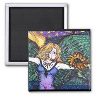 Destiny Fairy Angel Magnet