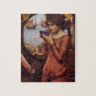Destiny John William Waterhouse Jigsaw Puzzle