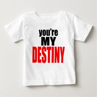 destiny lover girl boy romance couple marriage mar baby T-Shirt
